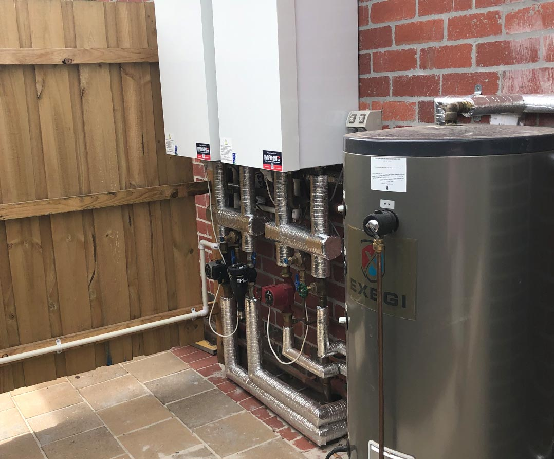 Approach Group - Book your Hydronic Heating in for a service today!